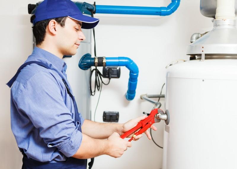 Repairing Electric Water Heaters